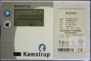 Kamstrup Multical 66C