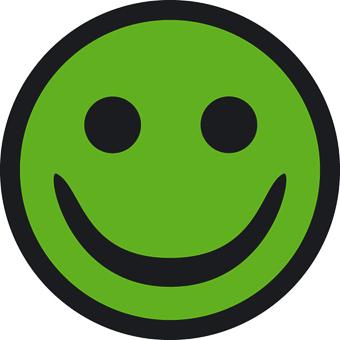 RVV a.m.b.a. arbejdsmiljø har fået en grøn smiley